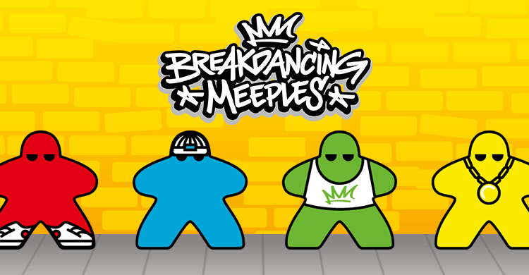 Designer Interview: Ben Moy Discusses Breakdancing Meeples