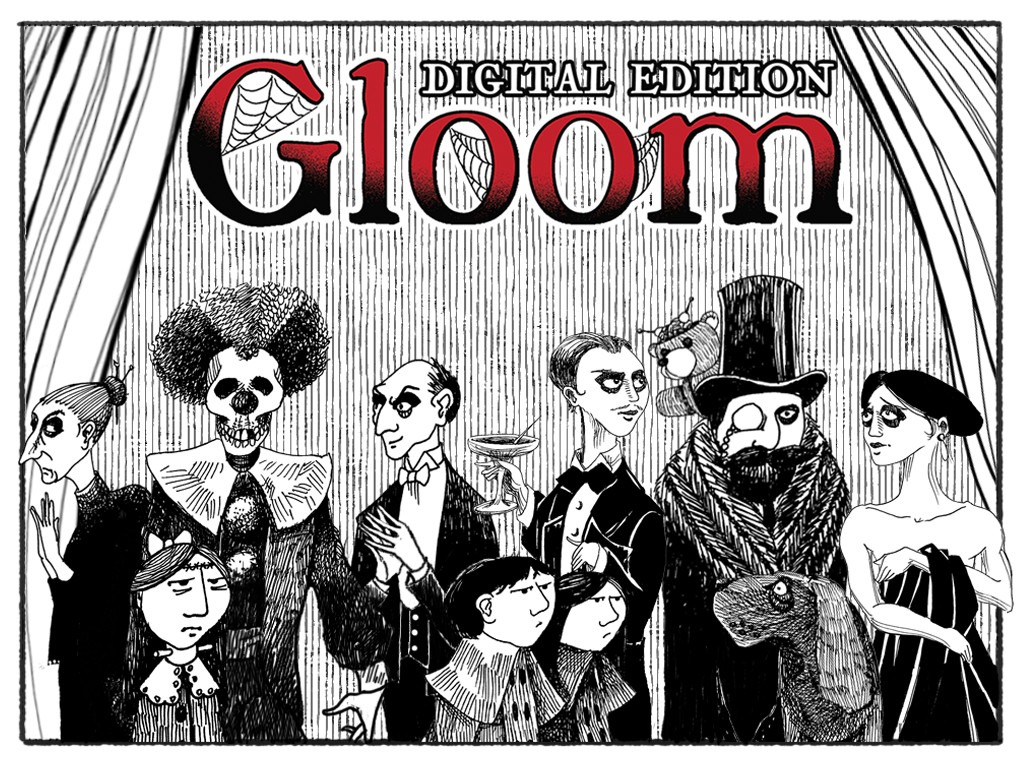 Digital Edition of Gloom Now Available on Android and iOS
