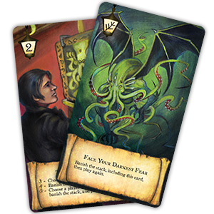 Lost in R'lyeh cards