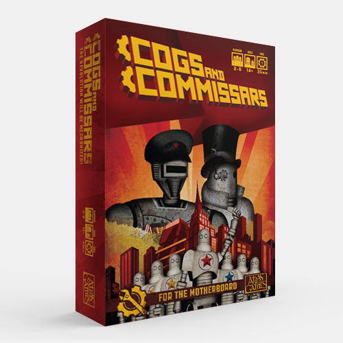Cogs and Commissars product image