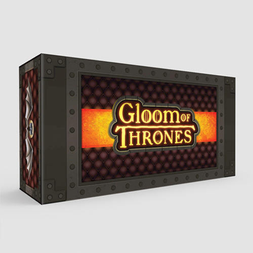 Gloom of Thrones Deluxe 3D Cover Thumb