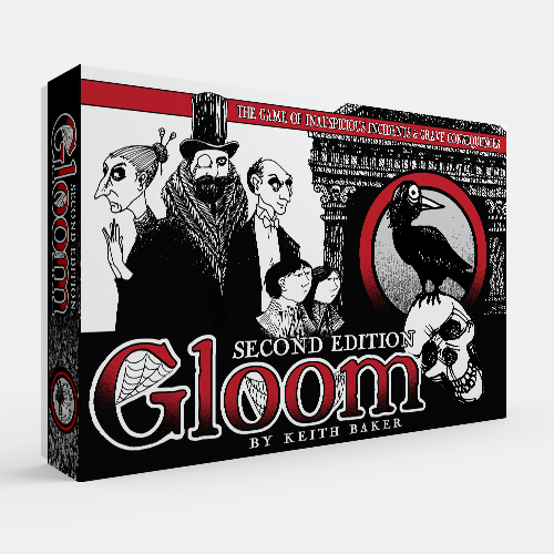 Gloom 2nd Edition product image