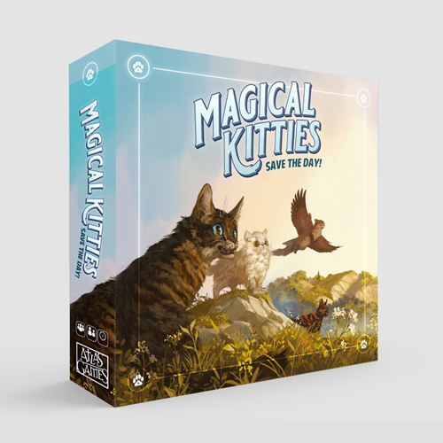 Magical Kitties 2E 3D Cover Thumb