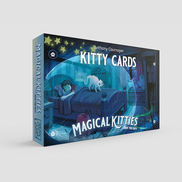Magical kitties cards 3D THUMB