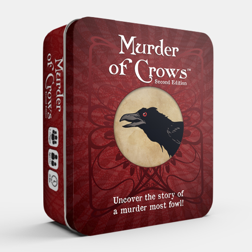 MOC Murder of Crows 3D THUMB