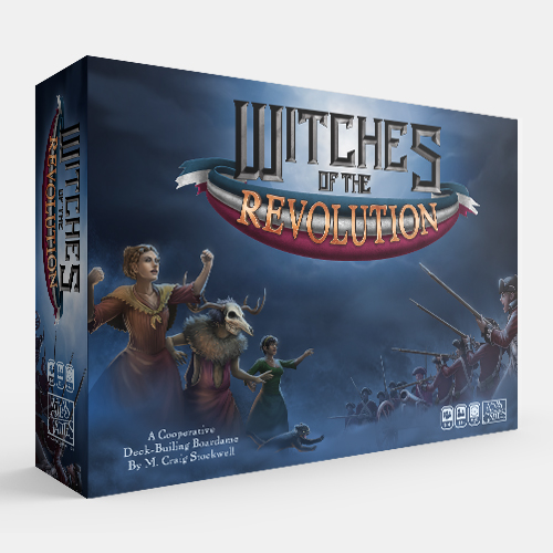 Witches of the Revolution product image