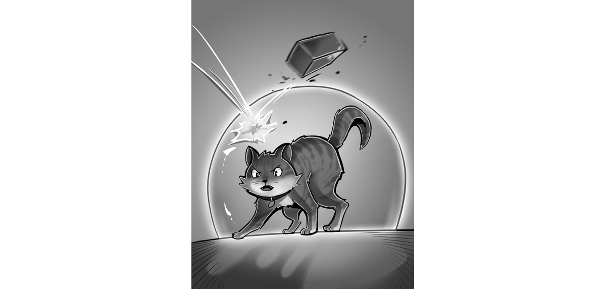 Website   Magical Kitties 1E Art