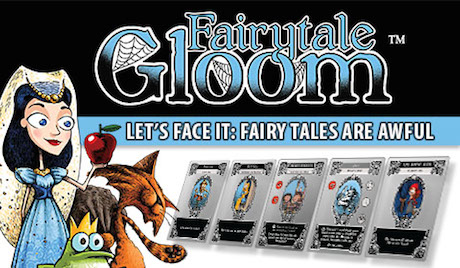 Fairy Tale Gloom! Let's face it: fairy tales are AWFUL