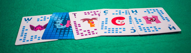 Letter Head Game Sample