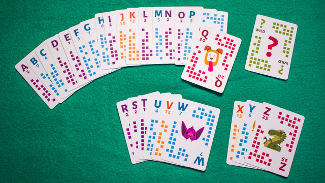 Letter Head Card Spread